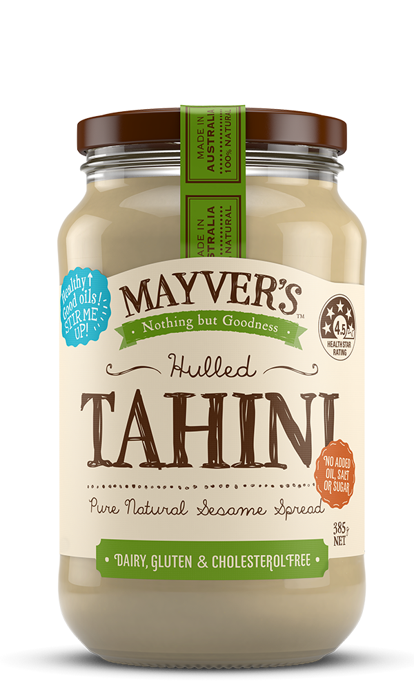 Mayvers-Tahini-Hulled-385g
