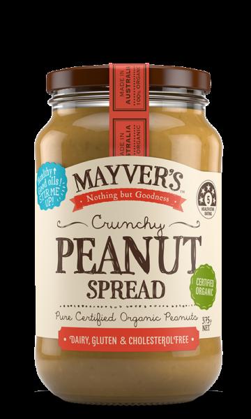 Mayvers-Peanut-Spread-Organic-Crunchy-375g