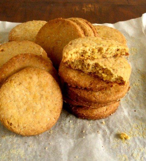 Lemon Zest Shortbread Recipes — Dishmaps