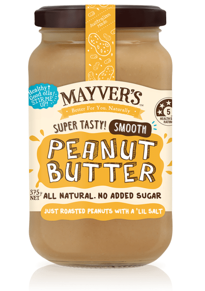 MAYVERS SMOOTH PEANUT BUTTER