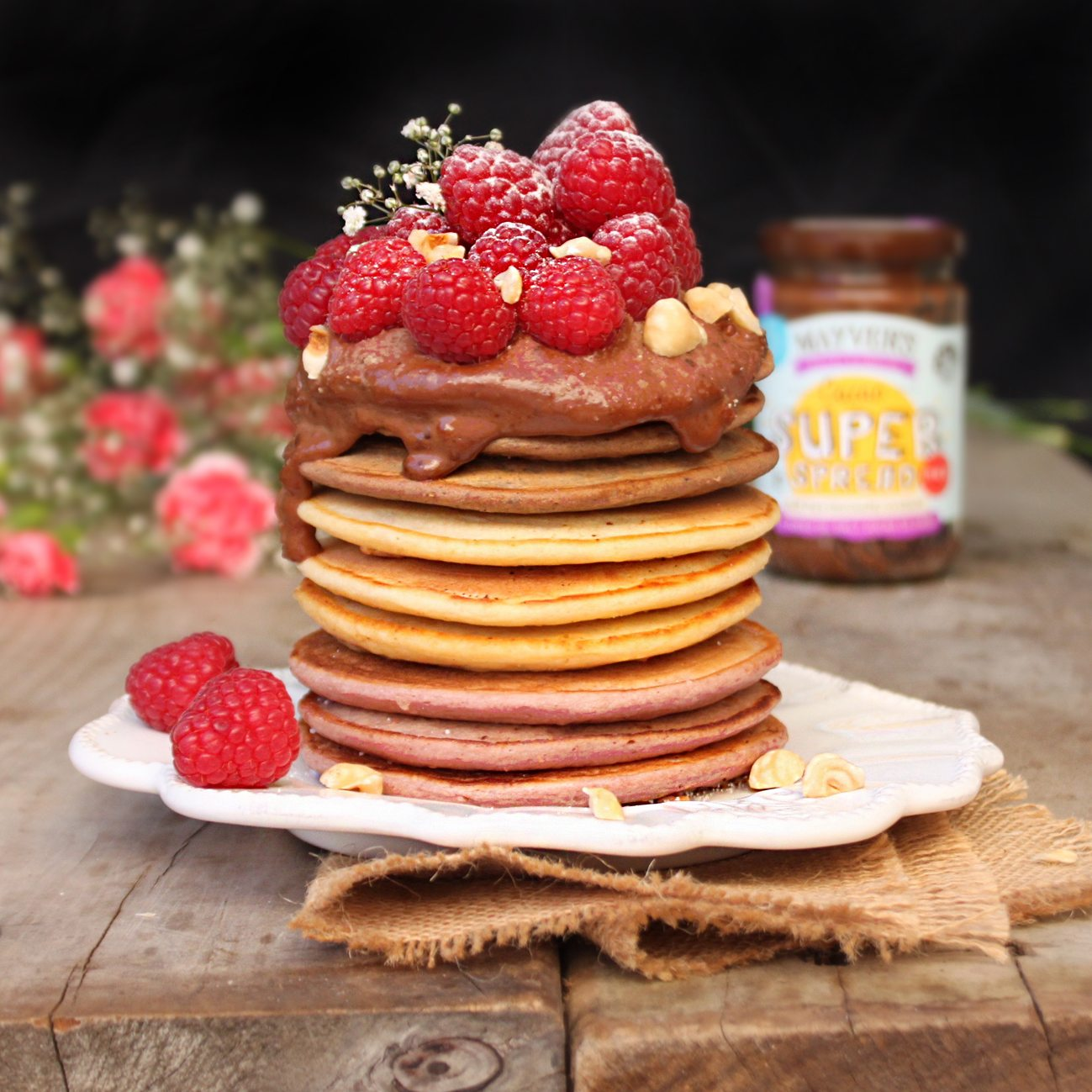 Mayvers - Neapolitan Pancakes