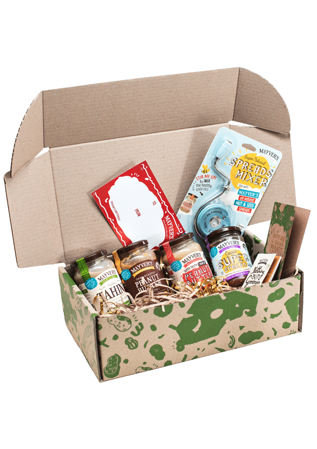 Mayvers Organic and Natural Gift Pack
