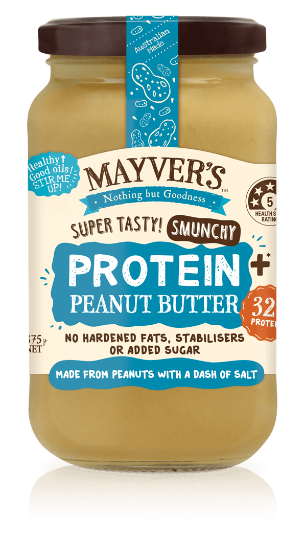 Mayver's Protein Plus Peanut Butter