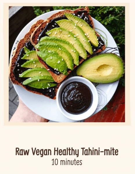 Healthy Vegemite