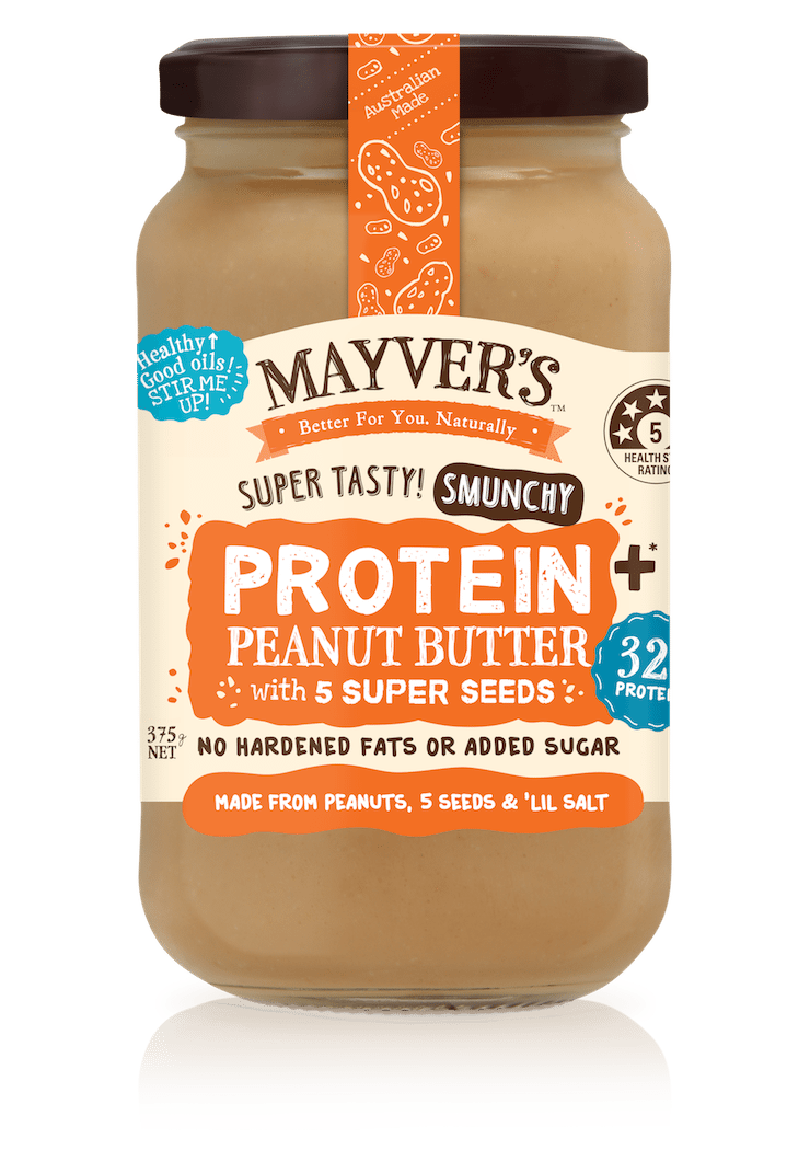 Peanut Butter with Super Seeds