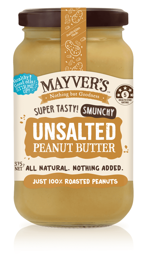 Mayver's Unsalted Peanut Butter