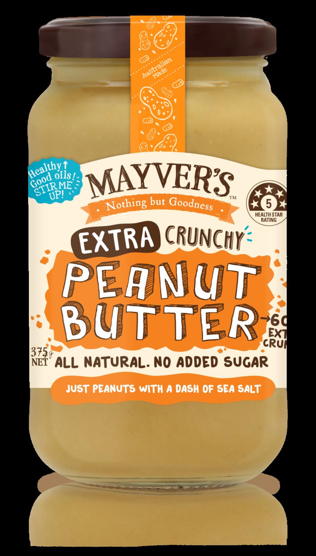 Extra Crunchy Peanut Butter