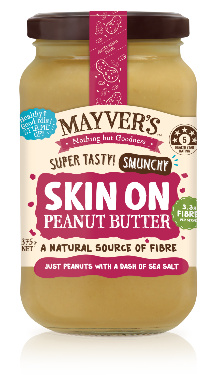 Skin On Peanut Butter