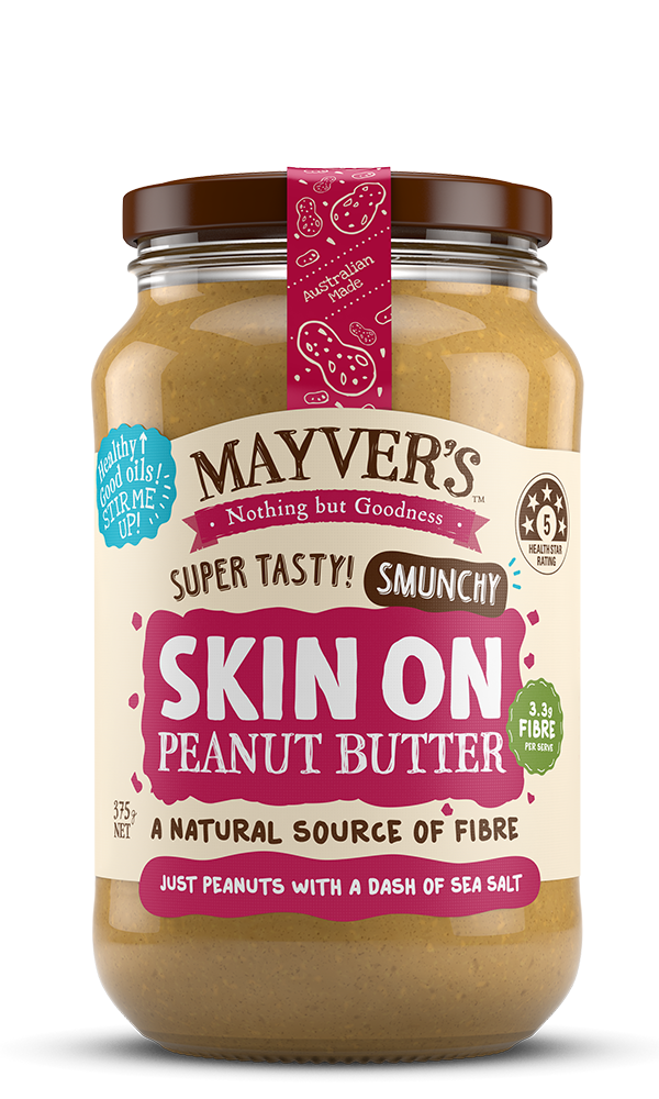 Mayvers-PB-Skin-On-375g