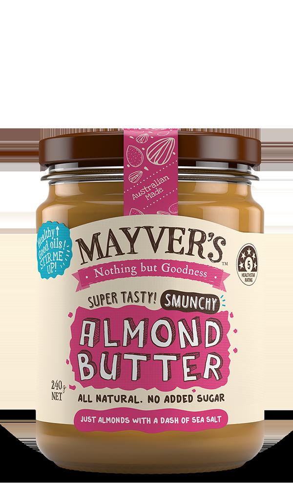 Mayvers-Almond-Butter-240g