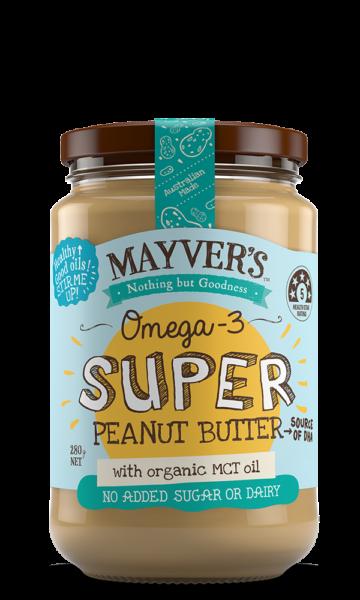 Mayvers-Super-Peanut Butter-Omega-3-280g