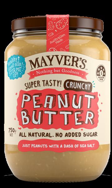 Mayvers-PB-Crunchy-750g