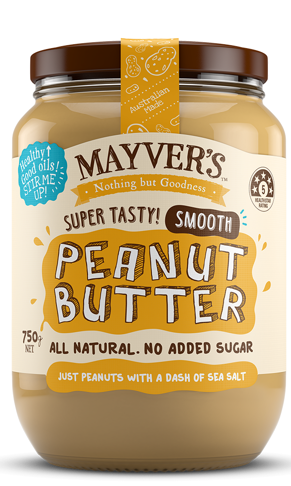 Mayvers-PB-Smooth-750g